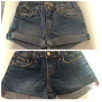 2 shorts Jeans - 10 anos - Palomino