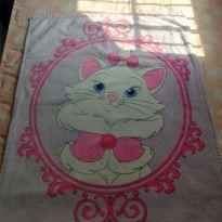 Cobertor infantil/bebê Gatinha Marie -  - Disney baby