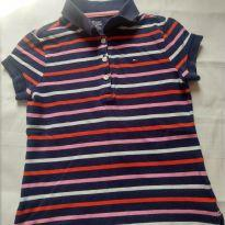 Camisa Tommy - 6 anos - Tommy Hilfiger