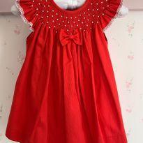 Vestido de Festa Paola da Vinci - 6 meses - Paola BimBi