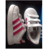 Tênis Adidas Superstar Rosa! Está lindo! - 21 - Adidas