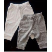 2 Calças Carter`s - 3 meses - Carter`s e Carters - Sem etiqueta