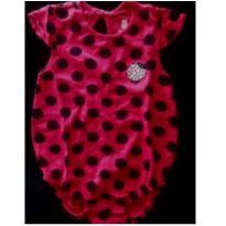 Romper Joaninha Baby Club - 6 a 9 meses - Baby Club