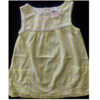 Vestidinho de Malha Zara - 3 a 6 meses - Zara Baby