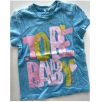 Camiseta To Be Baby Chicco - 12 a 18 meses - Chicco
