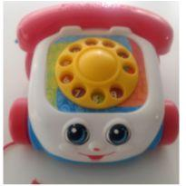 Telefone Fisher Price
