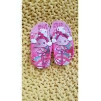 Chinelinho Hello Kitty - 19 - Grendene