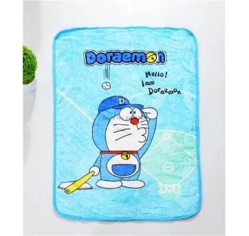 Cobertor Doraemon - Sem faixa etaria - Sem marca