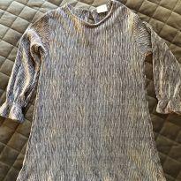 Vestido Zara com manguinha 7/8 - 6 anos - Zara