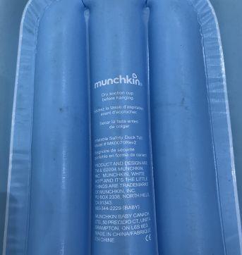 Banheira inflável munchkin - Sem faixa etaria - Munchkin
