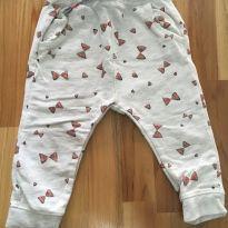 Kit calcas 12 meses - 9 a 12 meses - Carter`s e Zara Baby