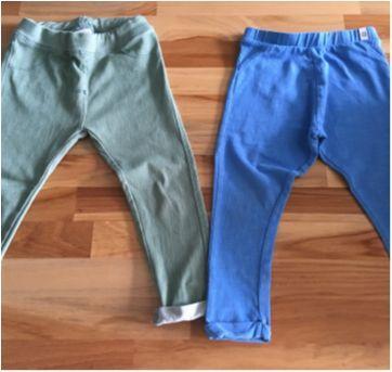Dupla de legging zara - 18 a 24 meses - Zara
