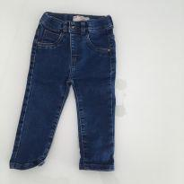 Calça jeans baby - 12 a 18 meses - Baby Club