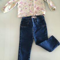 Conjunto jaqueta e jeans 18 meses - 12 a 18 meses - Zara