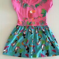 Vestido tropical tam 2