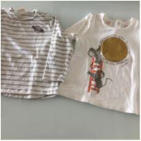 Camisetas zara baby girl 24 meses - 18 a 24 meses - Zara