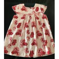 Vestido Florido - Zara - 24 a 36 meses - Zara