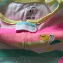 Macacão Pijama - Carter´s - 3 anos - Carter`s
