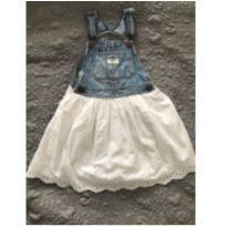 Vestido estilo jardineira OshKosh - 4 anos - OshKosh