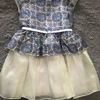 Vestido de Festa Jolies Enfants - 3 anos - Jolies Enfants