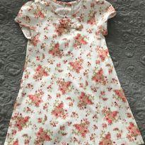 Vestido Florido - 1+1 - 3 anos - 1+1