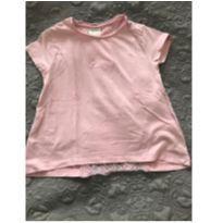 Camiseta manga curta - ZARA - 4 anos - Zara