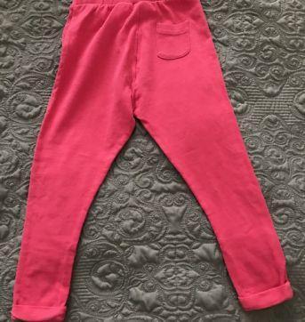 Legging Pink - ZARA - 3 anos - Zara