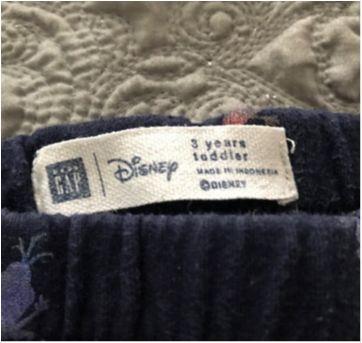 Legging GAP (Coleção Disney) - 3 anos - GAP