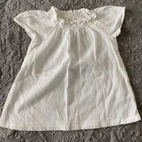 Blusinha Branca CARTER´s - 2 anos - Carter`s