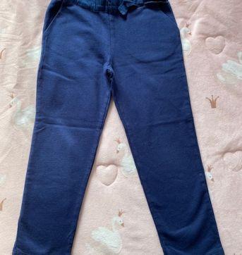 Calça de Moletom com detalhe na cintura - 4 anos - Carter`s
