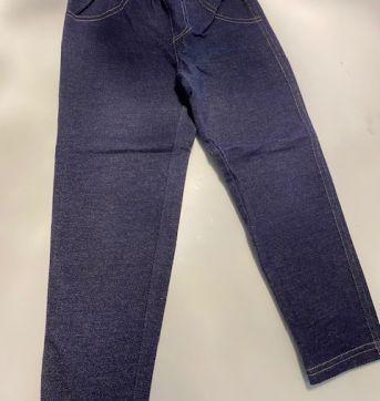 Calça Legging - Jeans - 5 anos - Carter`s