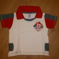 Camisa Tigor Baby 9 a 12 meses - 9 a 12 meses - Tigor Baby