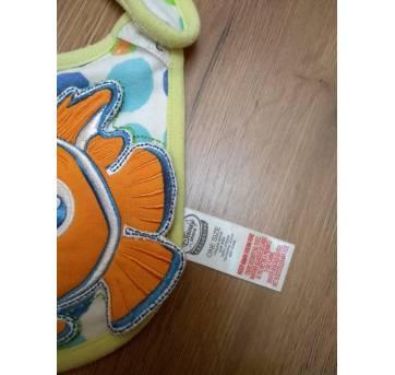 Babador Nemo Disney Store Original - Sem faixa etaria - Disney
