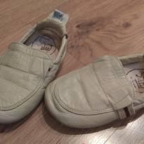 Sapato Gambo em couro Caqui Tam 22