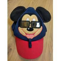 Boné Mickey - Original Disney Parks 1 á 3 anos - 24 a 36 meses - Disney