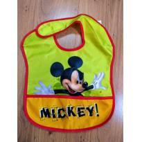 Babador Mickey Original Disney - Sem faixa etaria - Disney