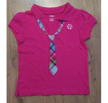 Camiseta Pink Gymboree Tam 5 - 5 anos - Gymboree