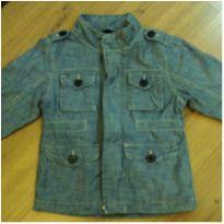 Casaco Jeans Gap Forrado 18 a 24 meses - 18 a 24 meses - Baby Gap