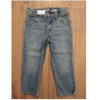 Calça Jeans Oshkosh Bgosh NOVA Tam 2 - 2 anos - OshKosh