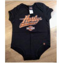 Body Harley Davidson Original 18 meses - 18 meses - Harley Davidson