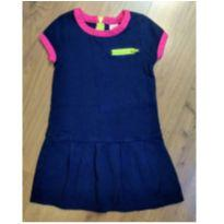 Vestido Colorido Gymboree Tam 5 - 5 anos - Gymboree