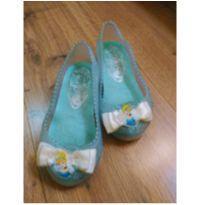 Sapato Cinderela Original Disney (acende o salto) Tam EUA 9/10 - 24 - Disney