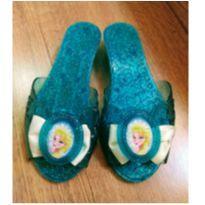 Sapato Frozen Disney - Tam 24 - 24 - Não informada