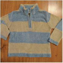 Blusa em Lã Macia Poim - 3 anos - 24 a 36 meses - Poim, Cherokee e Up Baby