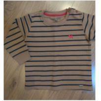 Blusa de Moletom Listrada Charpey - Tam 2 (grande) - 24 a 36 meses - Charpey