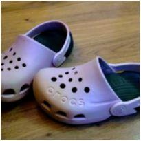 Crocs Rosa - Tam C10 - 25 - Crocs