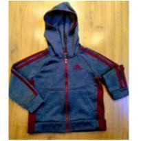 Jaqueta Adidas Mescla - Tam 2 - 2 anos - Adidas
