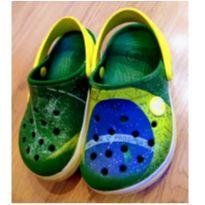 Crocs Brasil (edição especial copa do mundo)  C 8/9 - 24 - Crocs