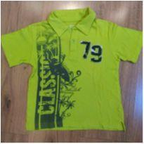 Camisa Polo Importada Toughskins - Tam 4 - 4 anos - Toughskins - USA