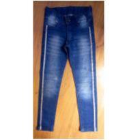 Calça Jeans Tam 6 - 6 anos - Não informada